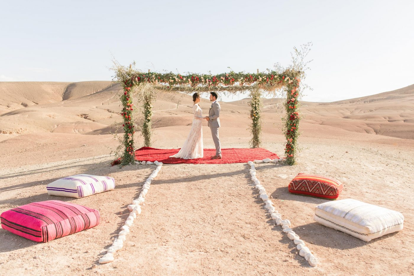 Getting Married in Morocco