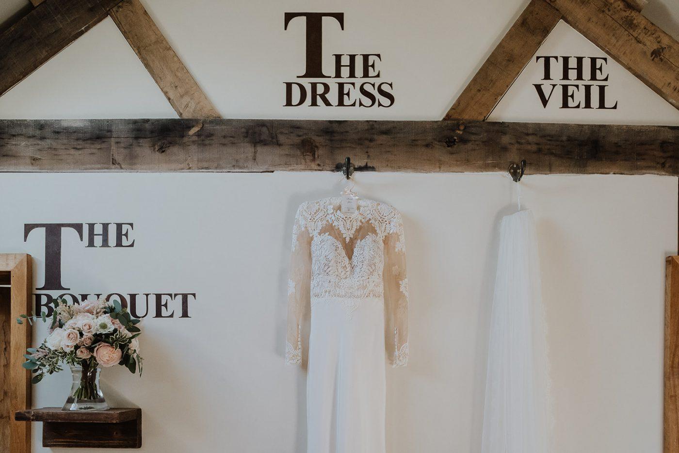 The Tythe Barn, Launton Wedding Venue
