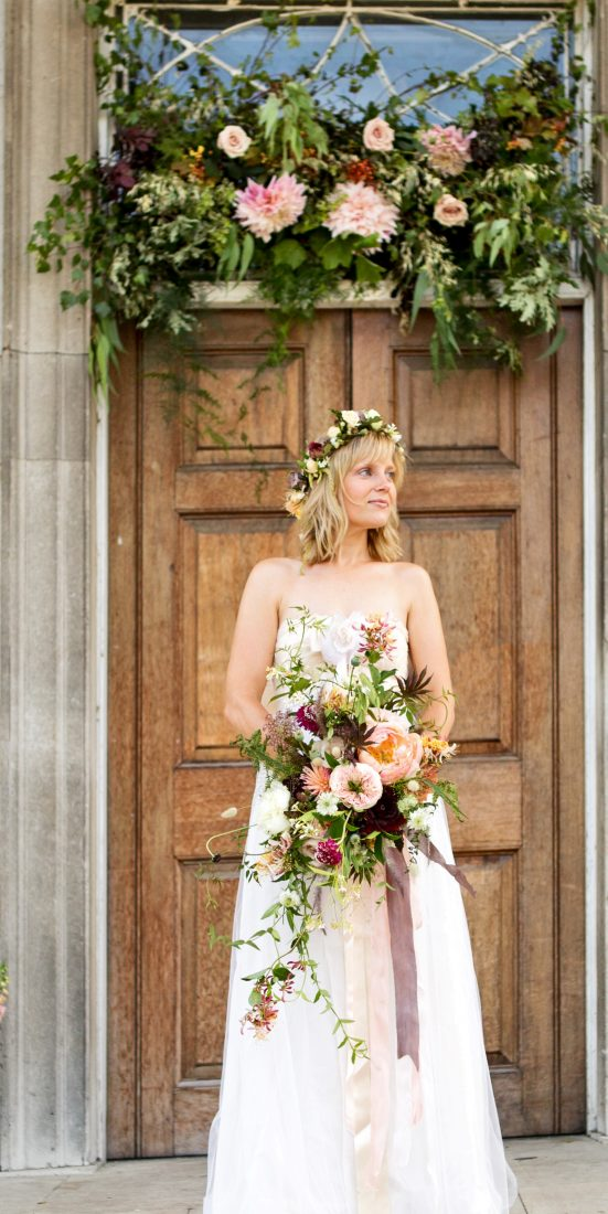 How much do flowers cost for a wedding UK