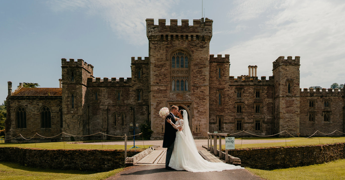 8 of the Best UK Castle Wedding Venues Fit for Royalty