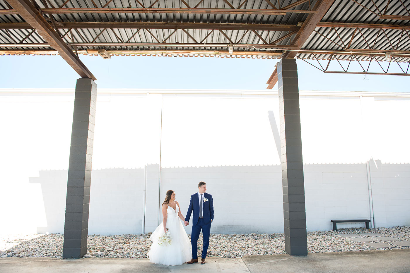 Mojave East Wedding Venue