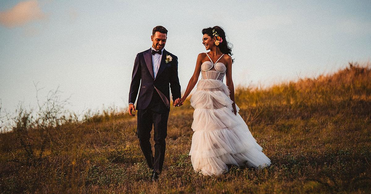 Valentina & Paolo's Wedding at Tenuta di Ripolo