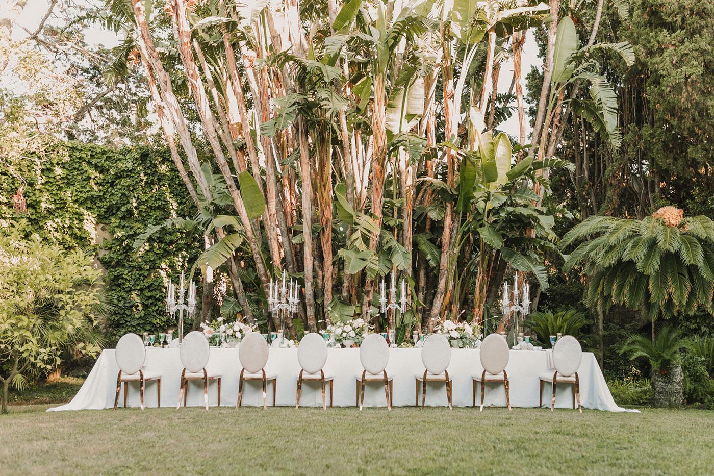 Villa Astor Styled Shoot