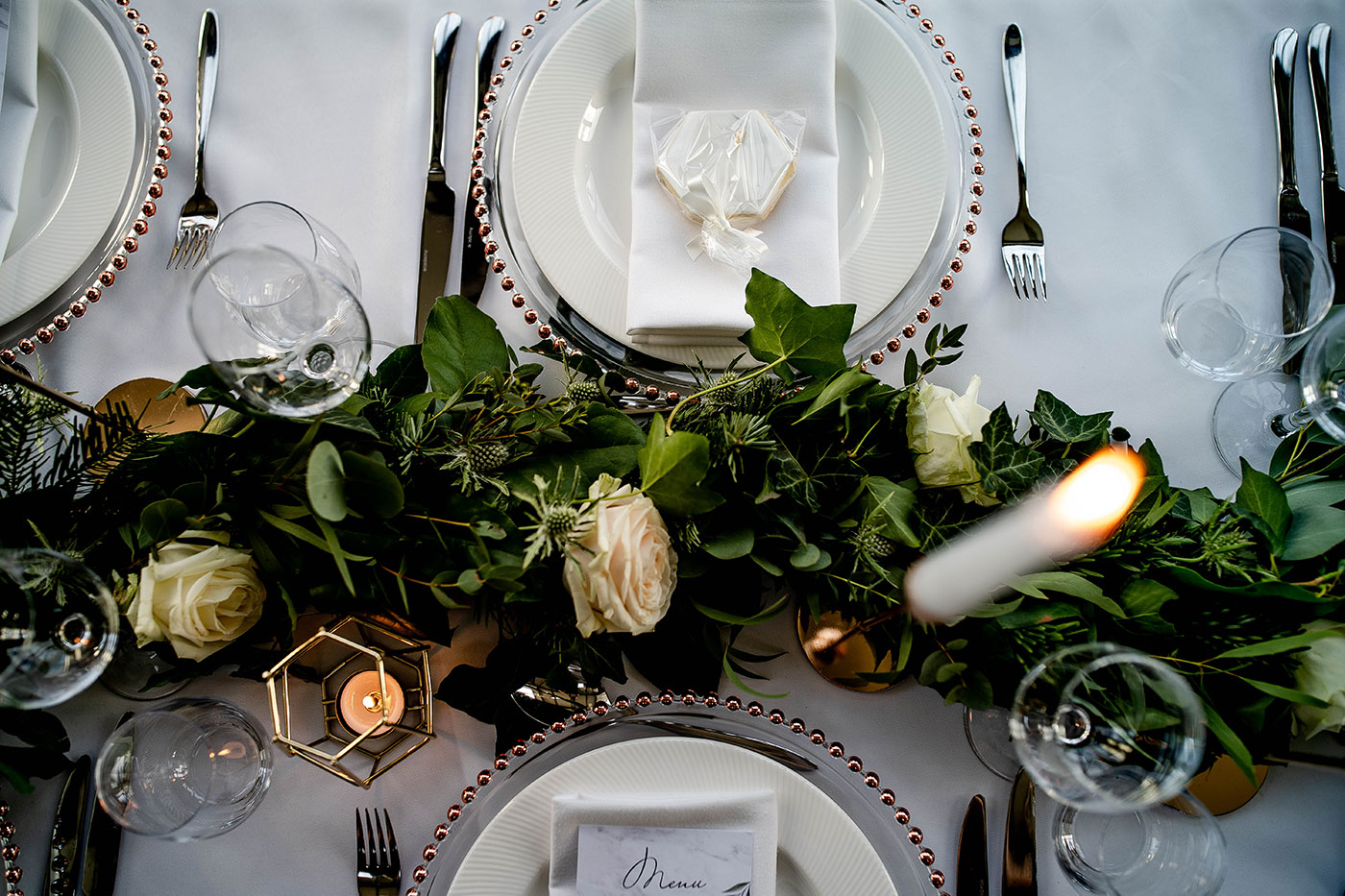 Bold Styled Shoot