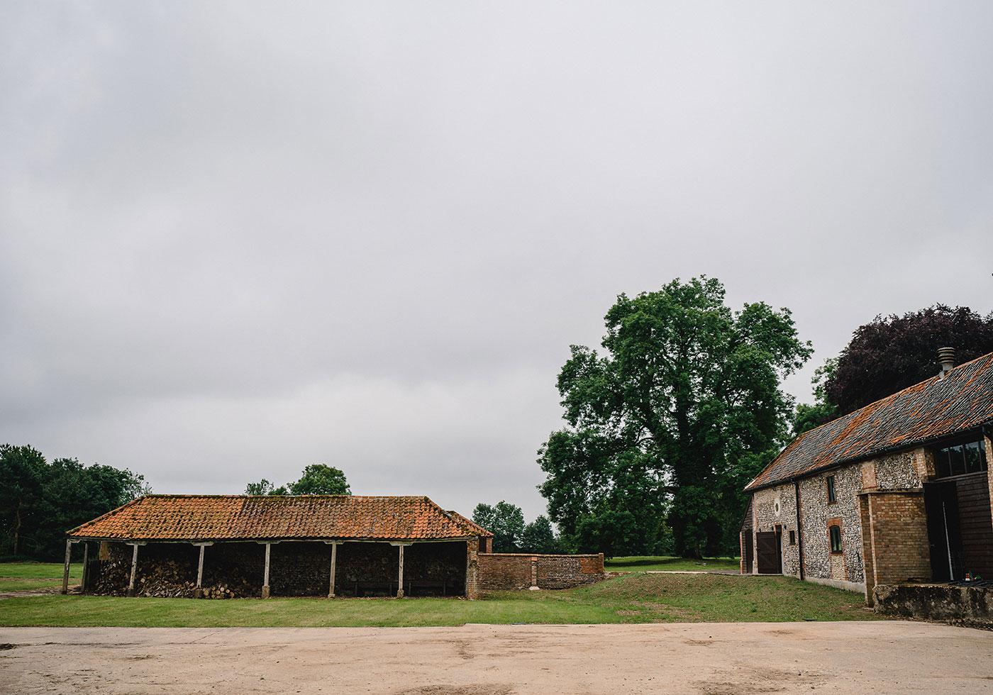 Curds Hall Barn Wedding Venue