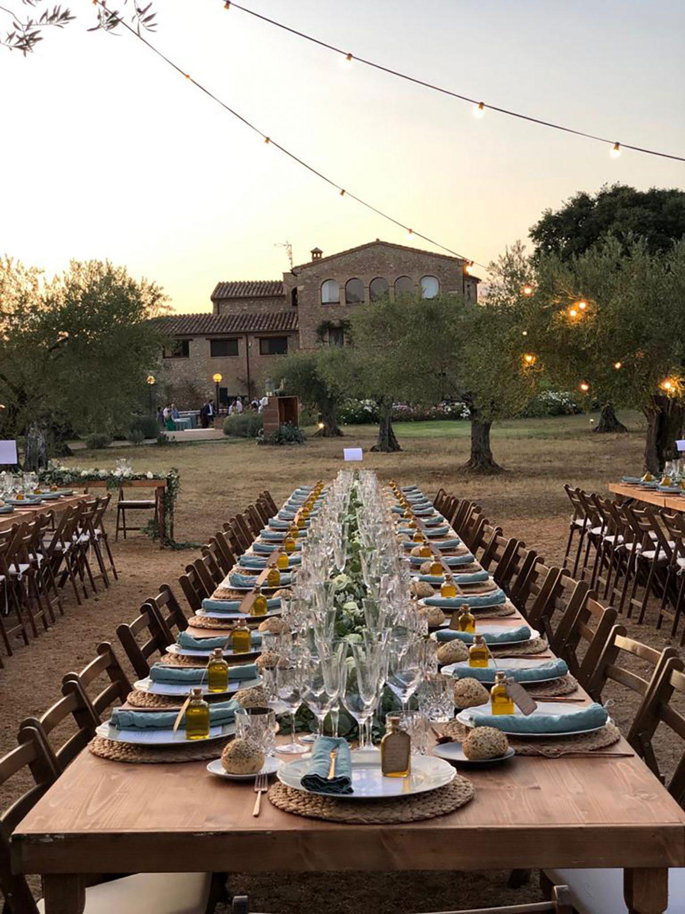 Mas Terrats Wedding Venue