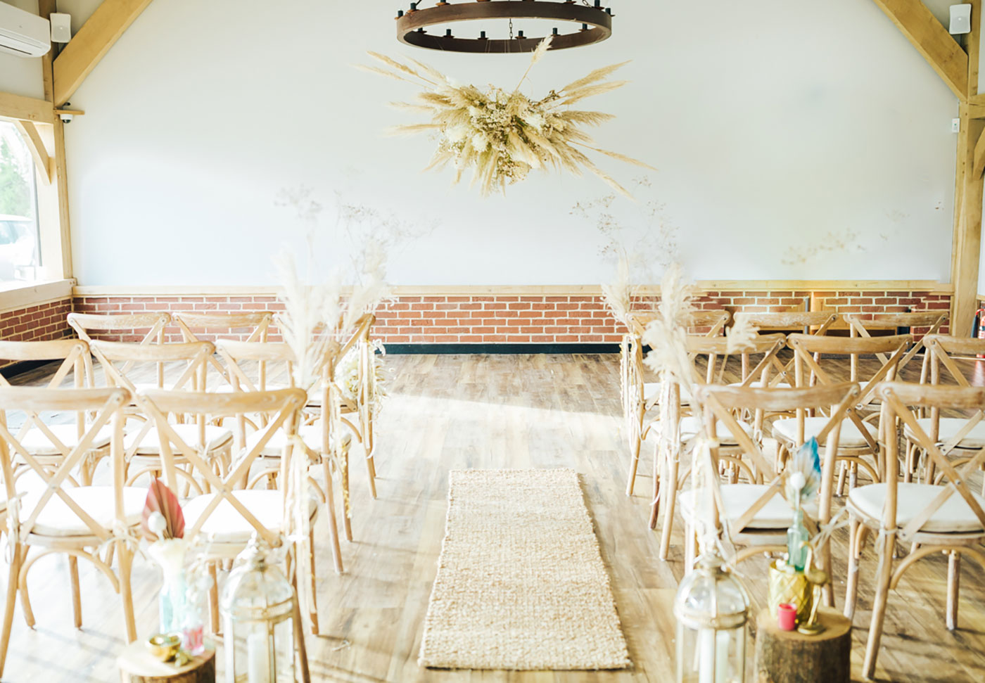 Sissons Barn Wedding Venue