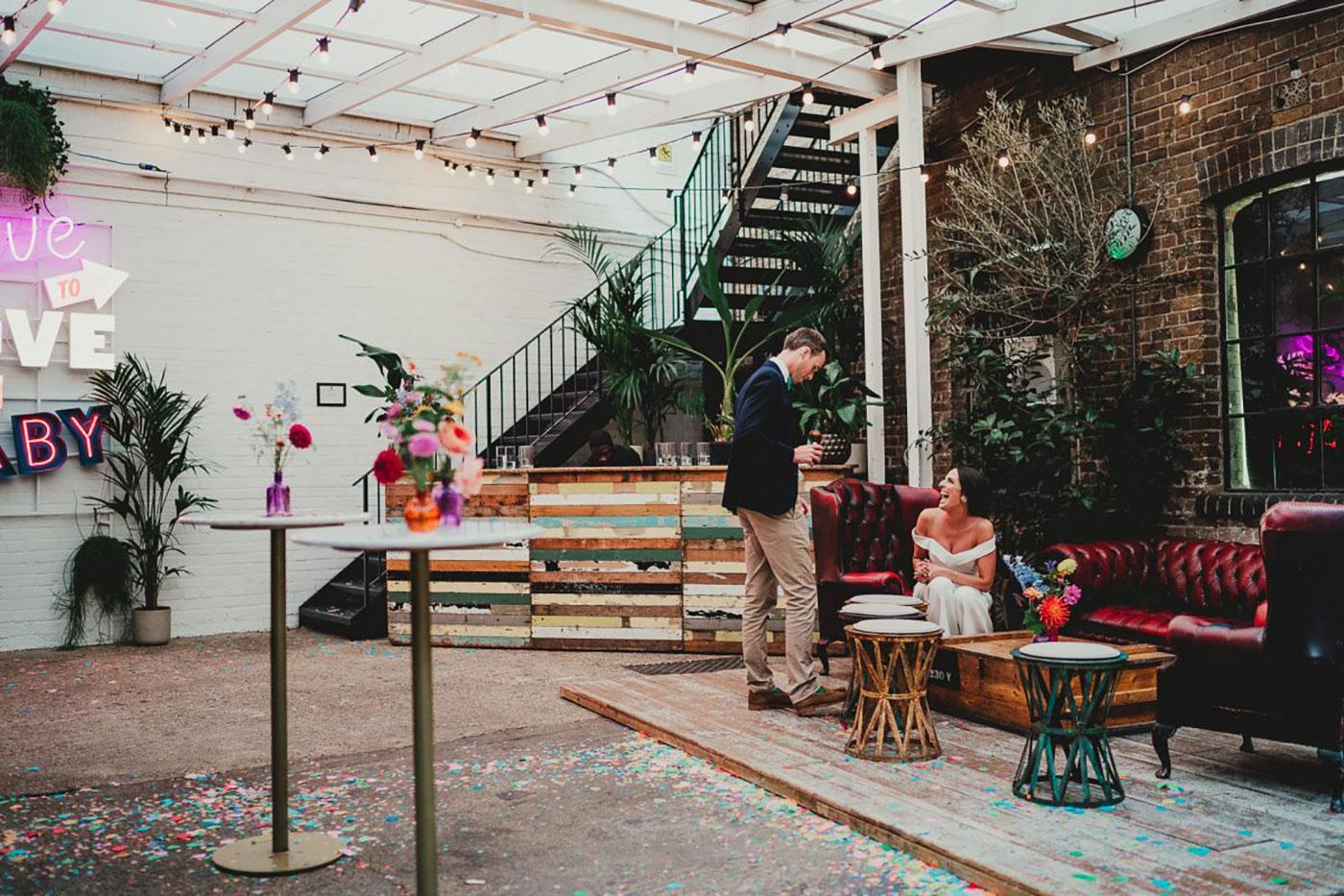 8 Incredible Modern Wedding Venues in the UK