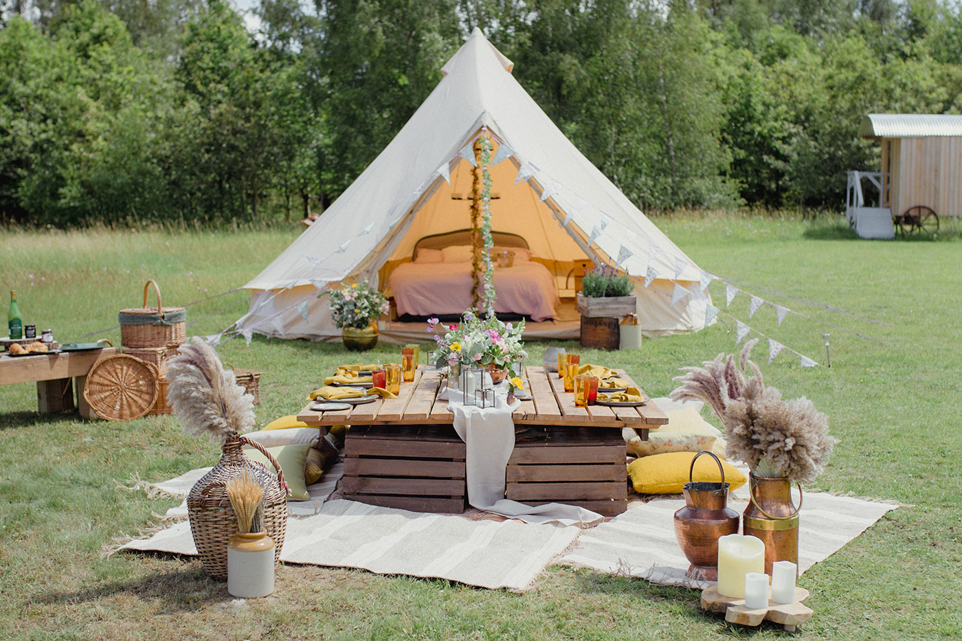 Wellington Wood Wedding Venue
