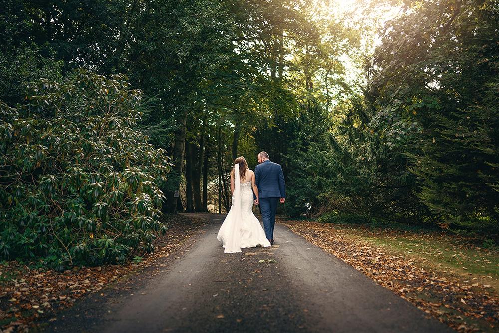 Netherbyres House Wedding Venue