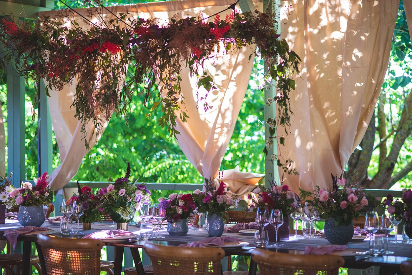 Casa Minotti Wedding Venue