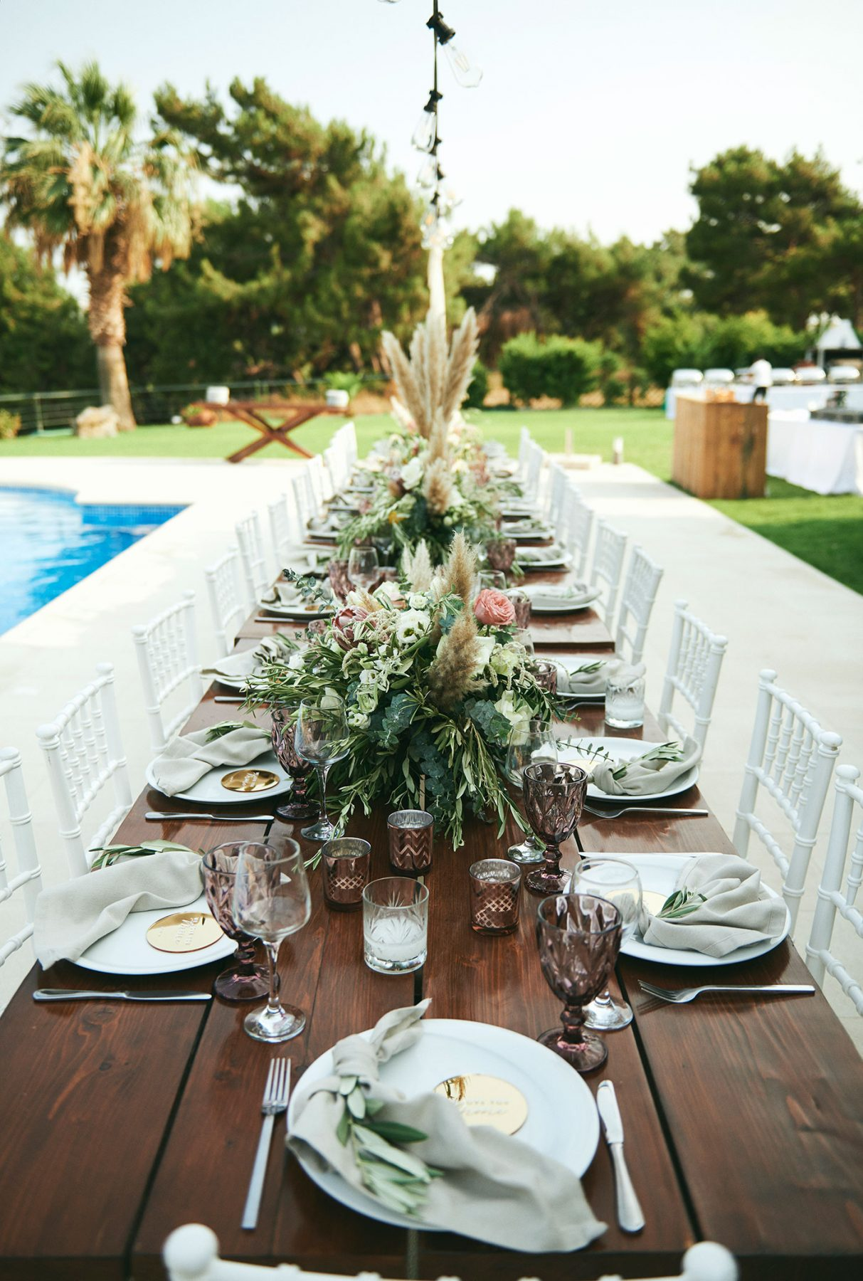 Bello Blu Luxury Villa Wedding Venue