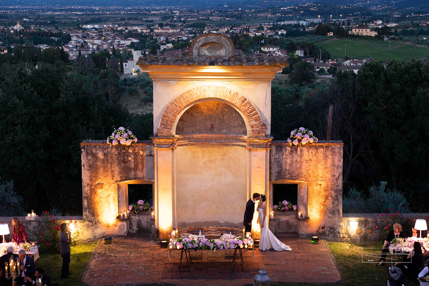 Villa Il Cerretino Wedding Venue