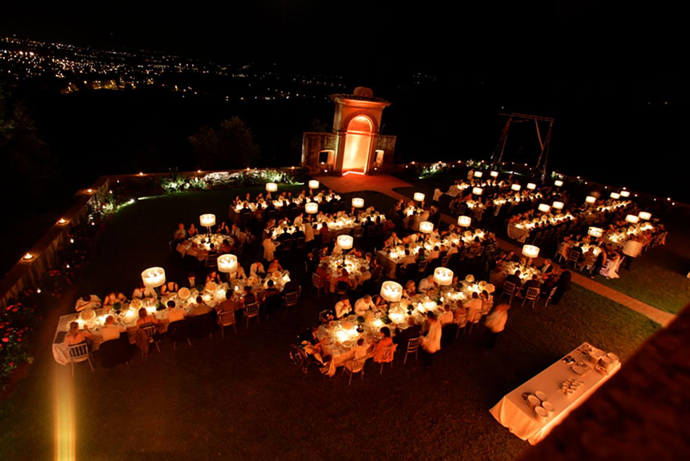 Villa Il Cerretino Wedding Venue