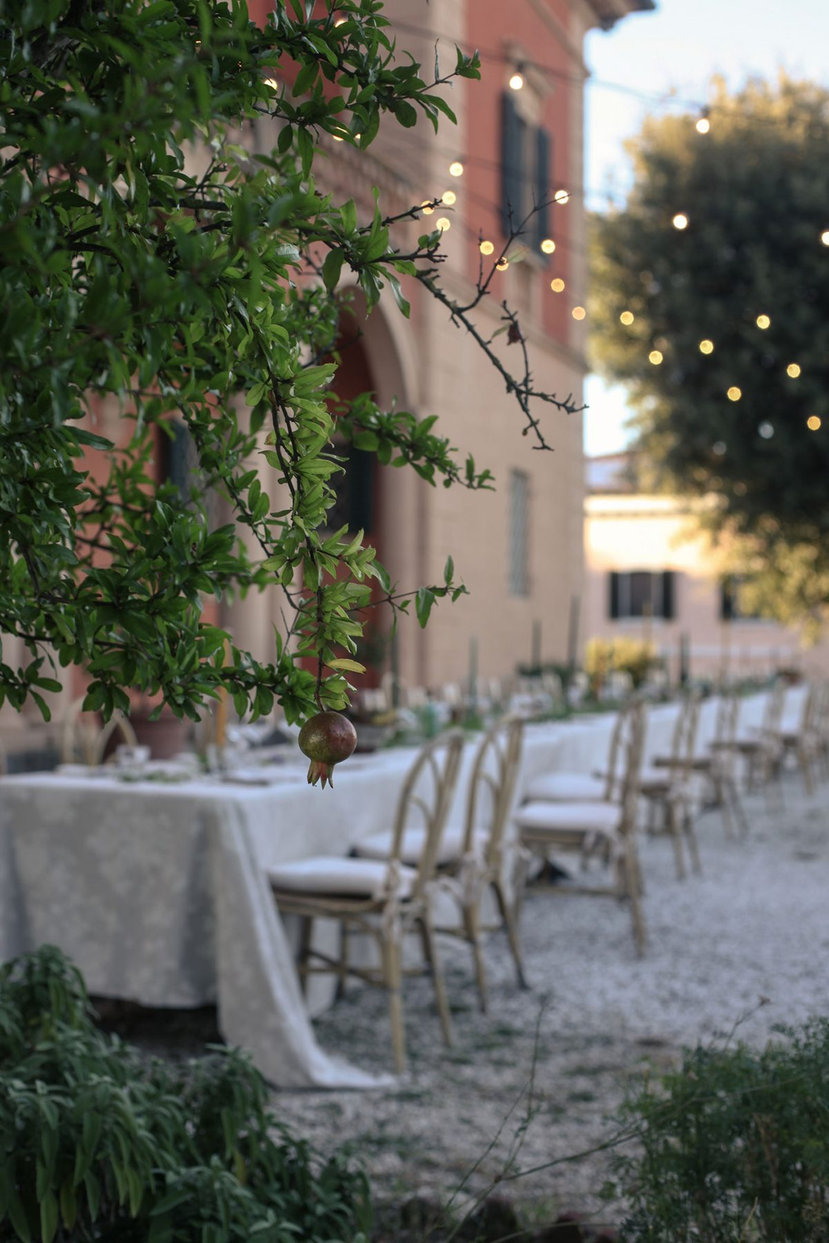Villa Lena Wedding Venue