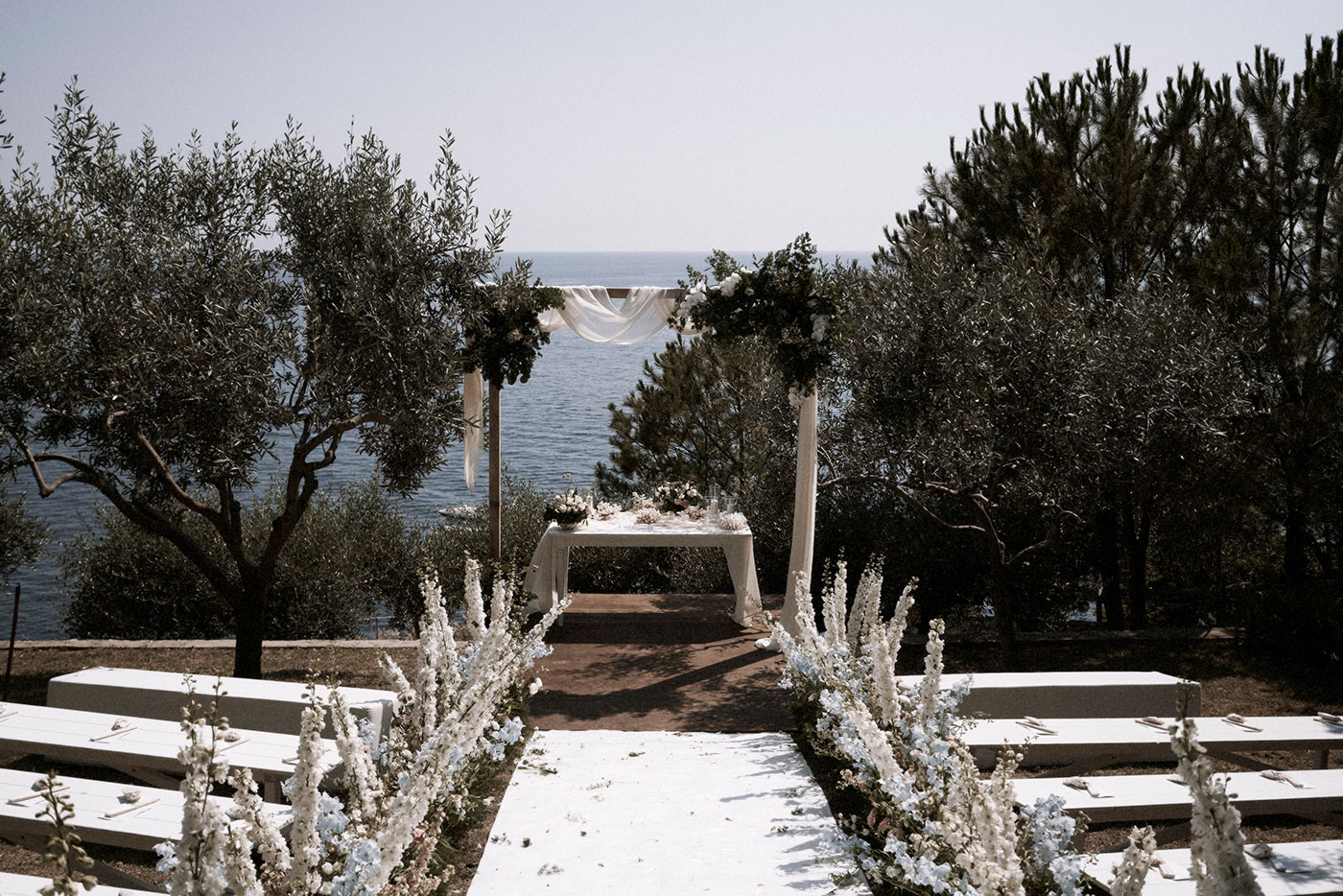 Ca' P'a Privata Wedding Venue