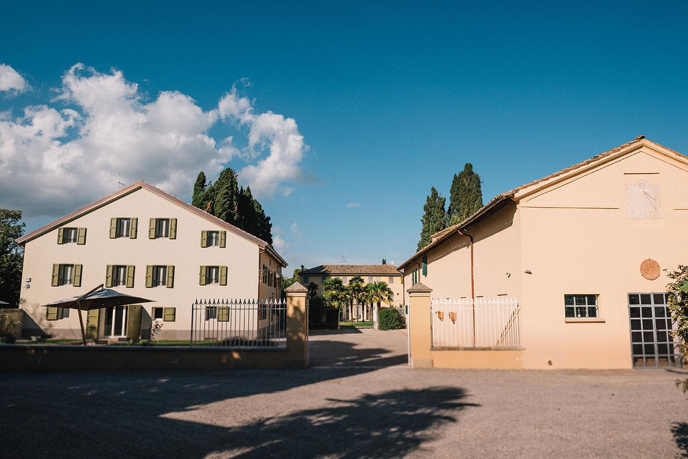 Roncolo 1888 Wedding Venue