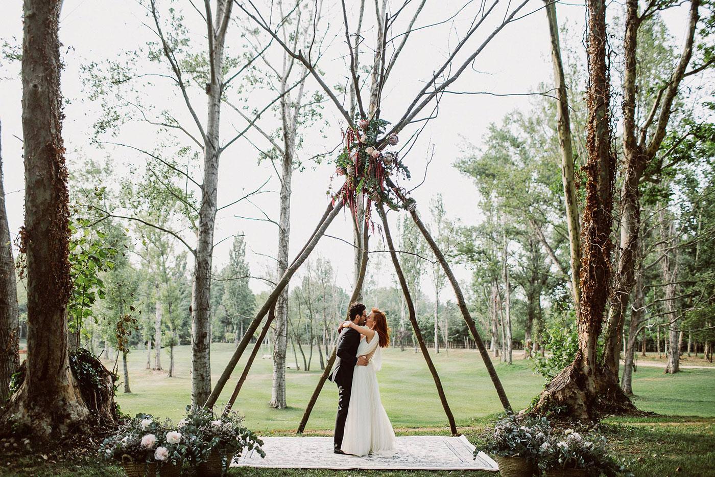 La Farinera Sant Lluís Wedding Venue