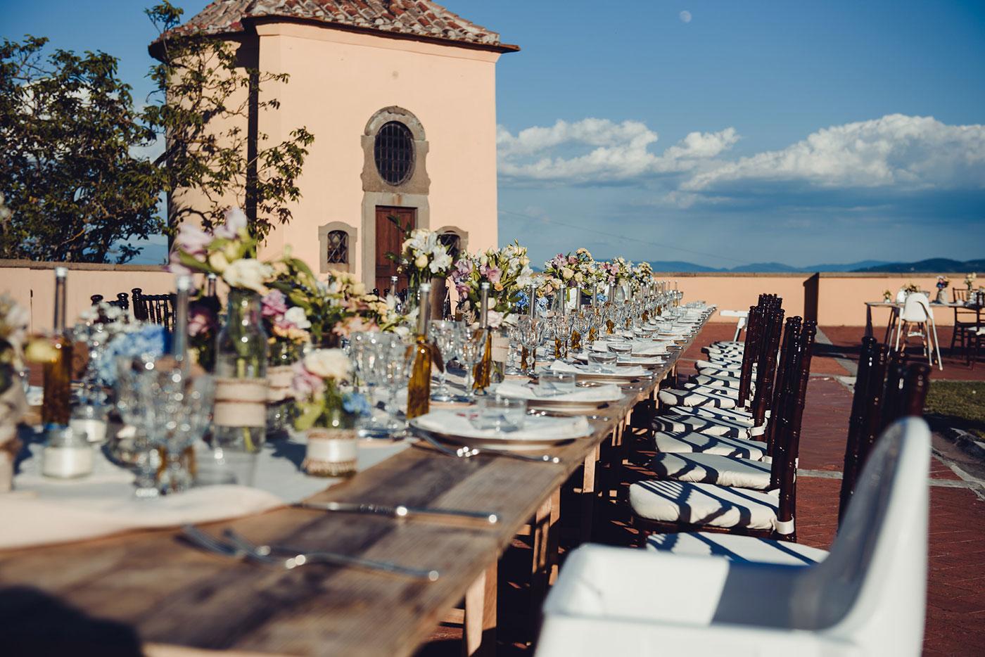 Villa Il Cerretino Wedding