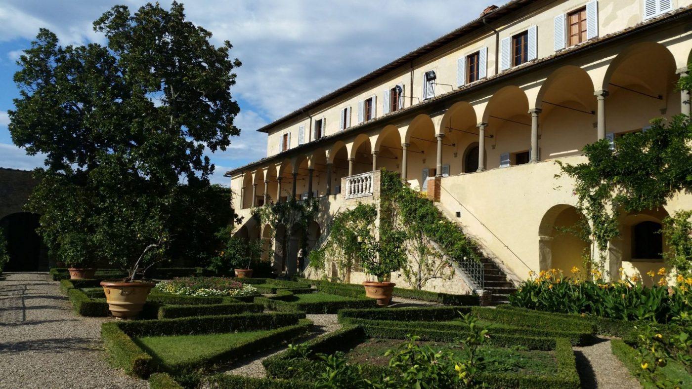 Certosa di Pontignano Wedding Venue