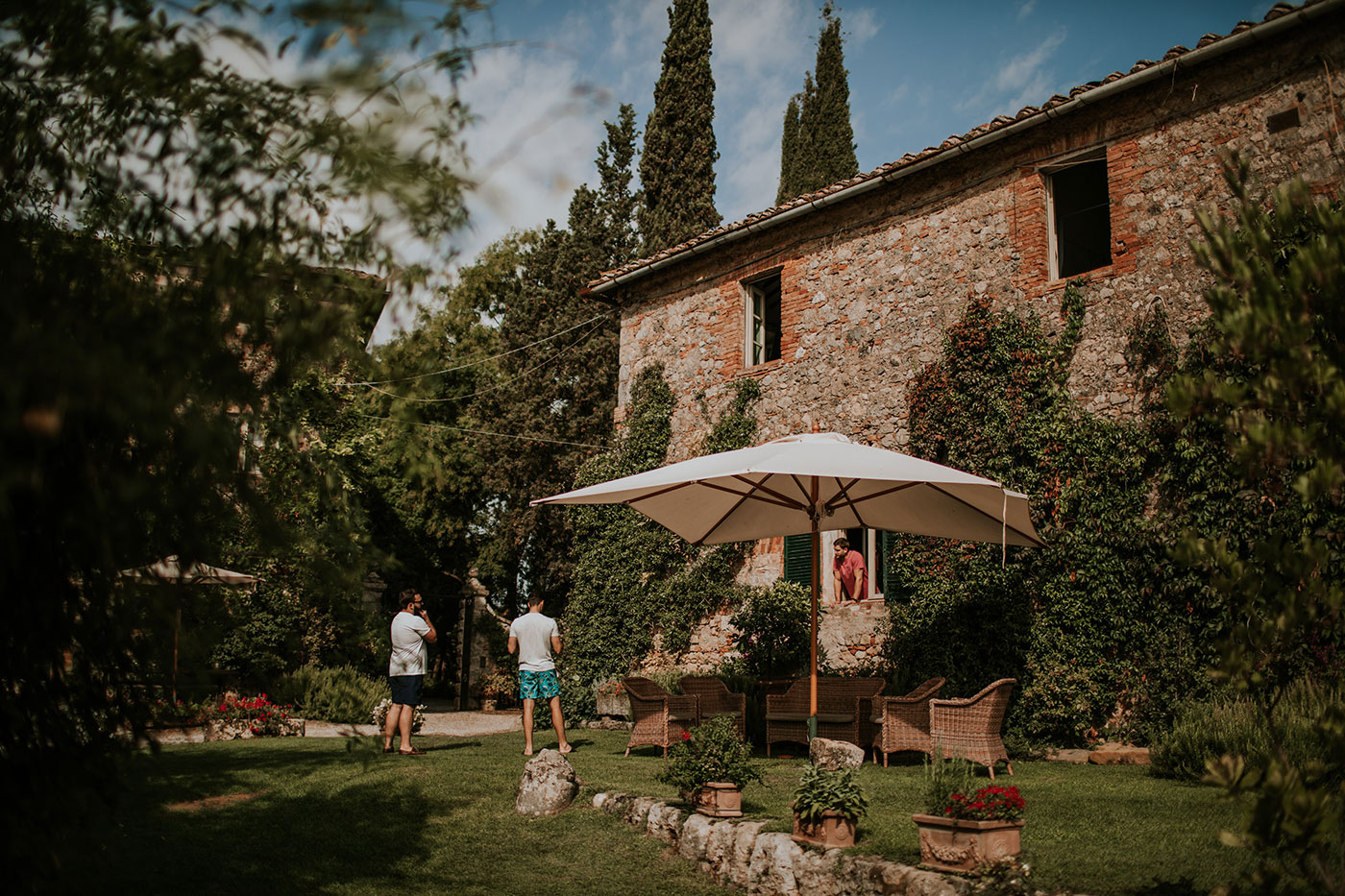 Borgo Stomennano Wedding Venue