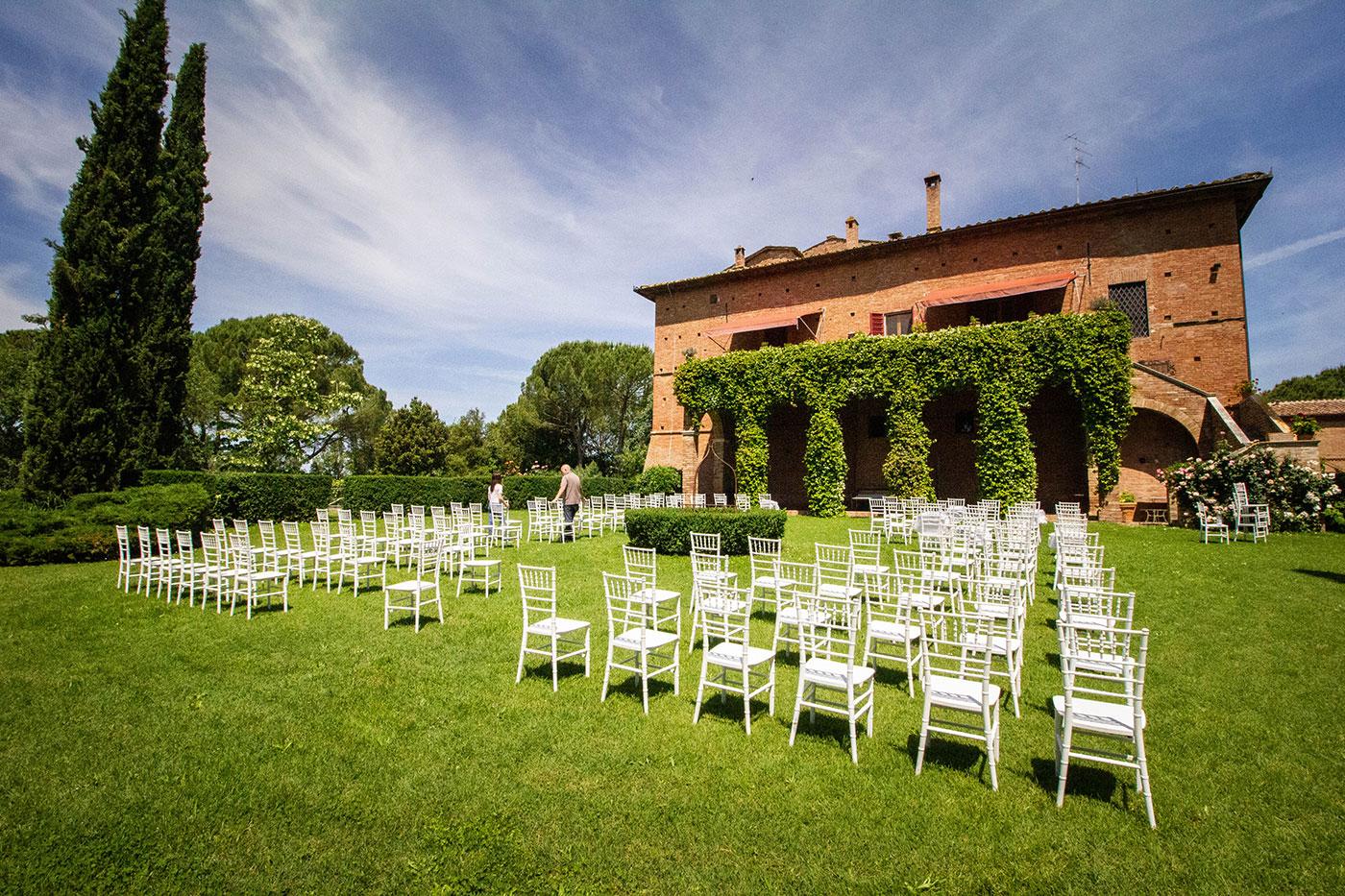Castello di San Fabiano Wedding Venue
