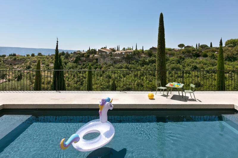 La Bastide outdoor pool