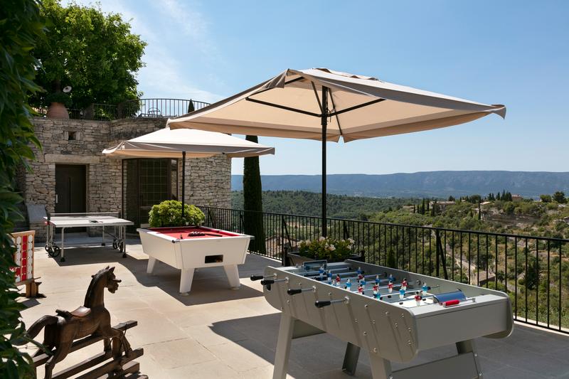 La Bastide Terrace