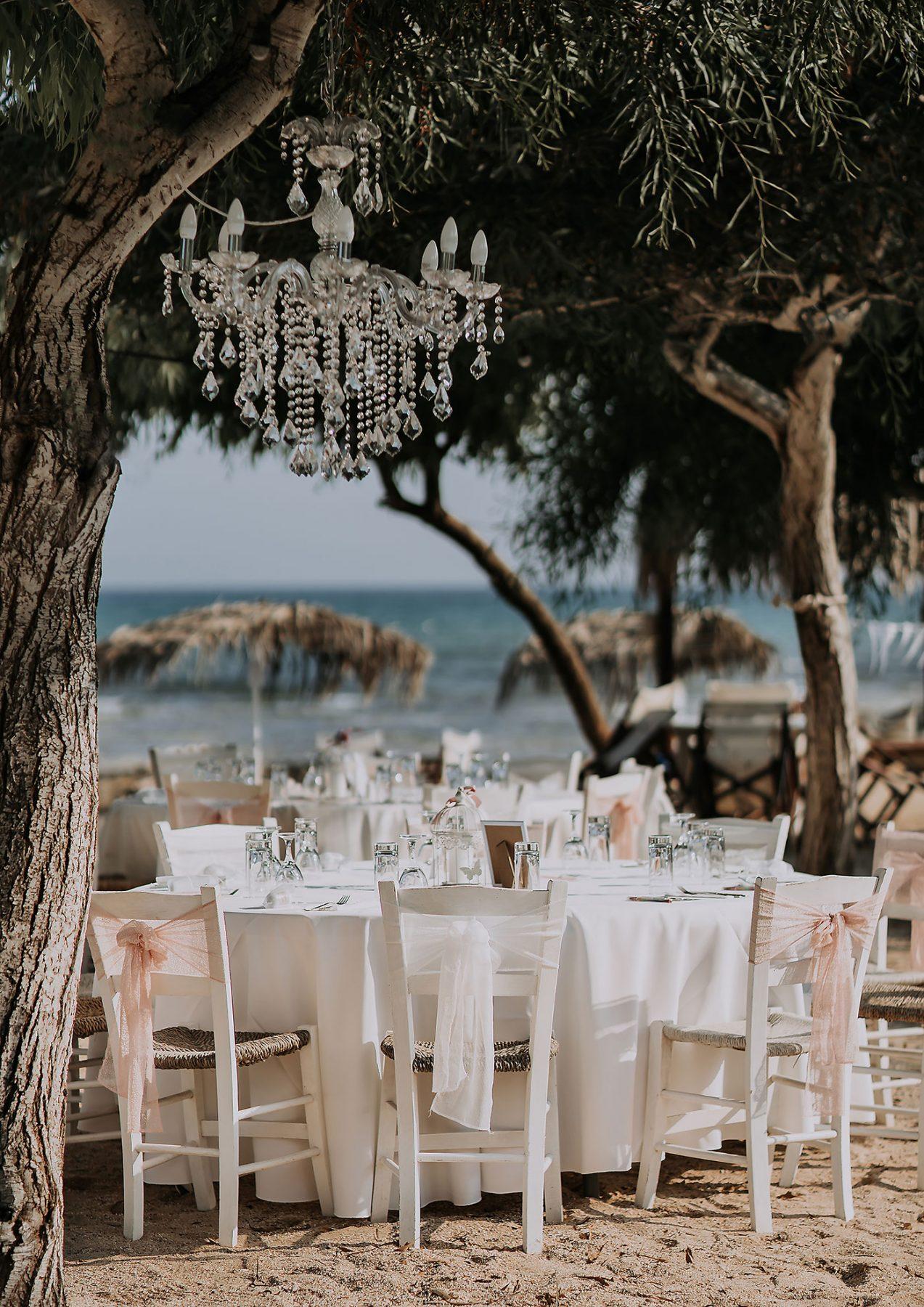Thalassines Villas Wedding Venue