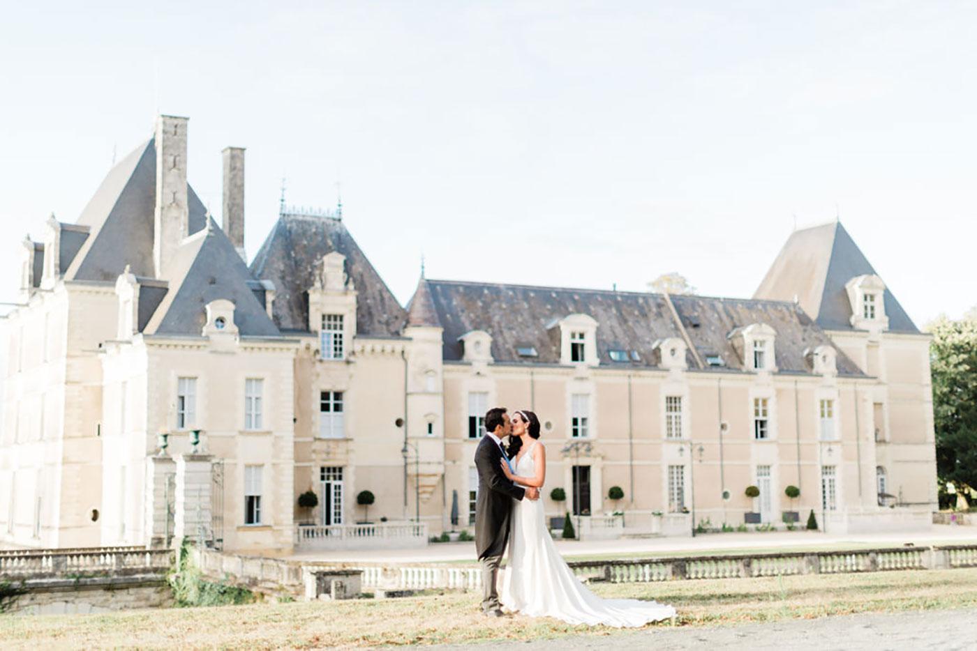 Château de Jalesnes Wedding Venue