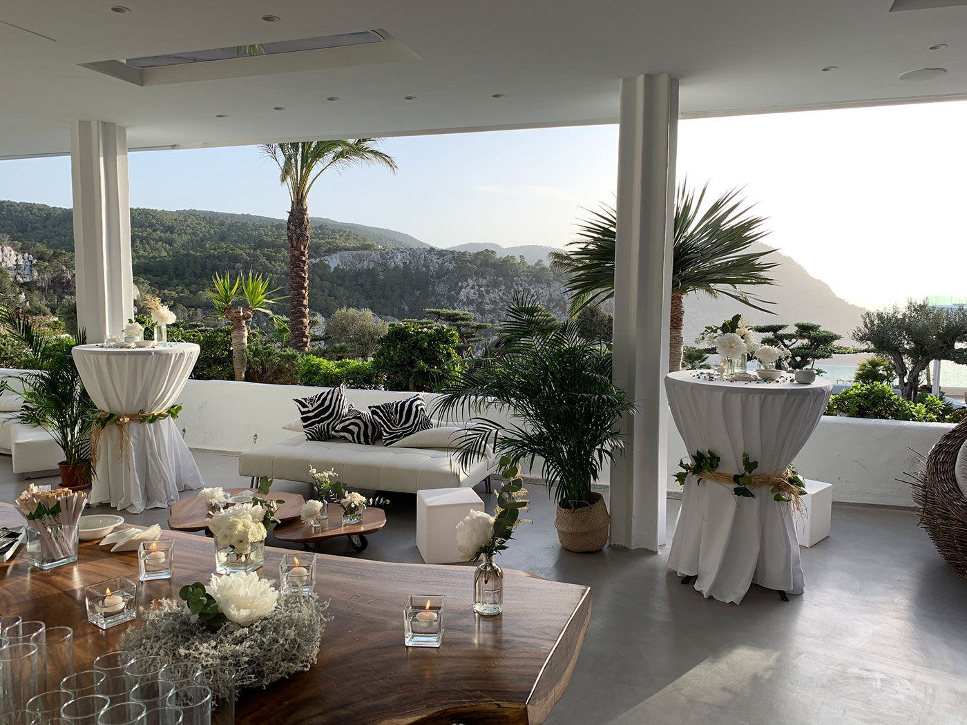 Hacienda Na Xamena Wedding Venue