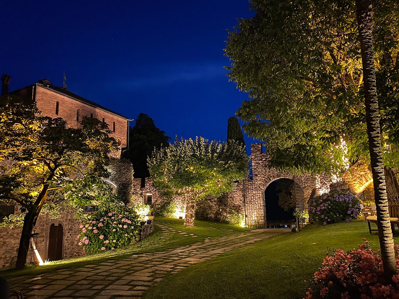 Castello di Rossino Wedding Venue