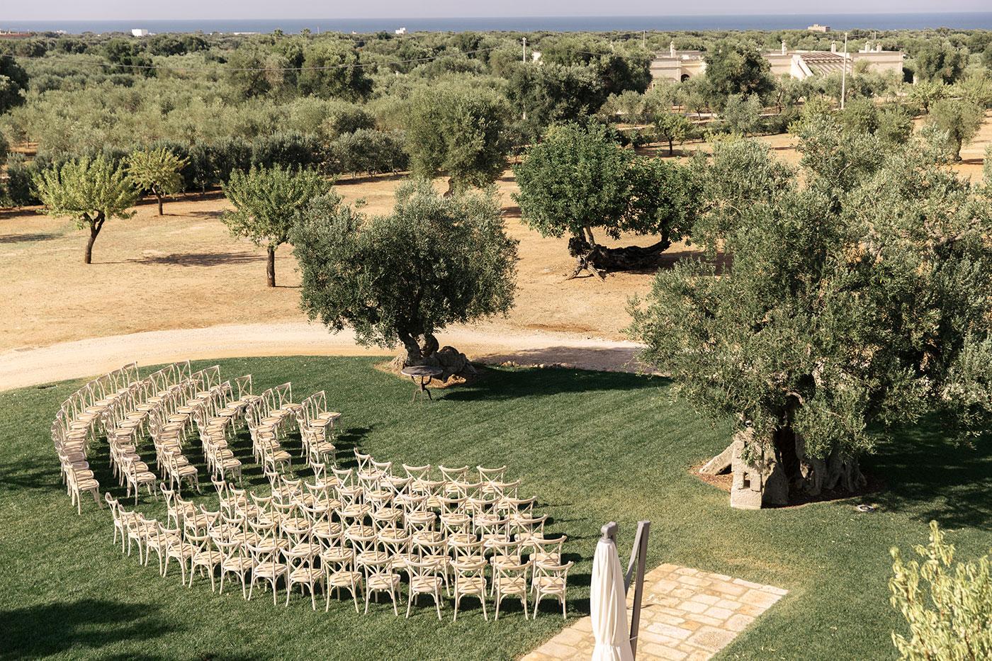 Pettolecchia La Residenza Wedding Venue
