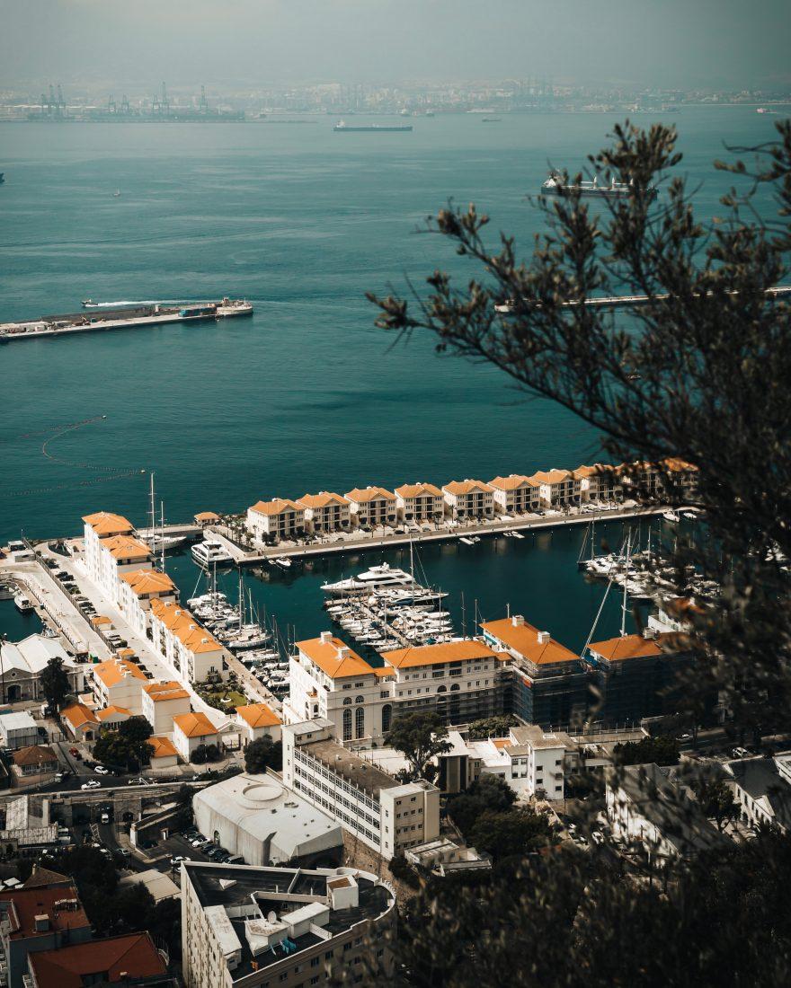 Gibraltar Harbour