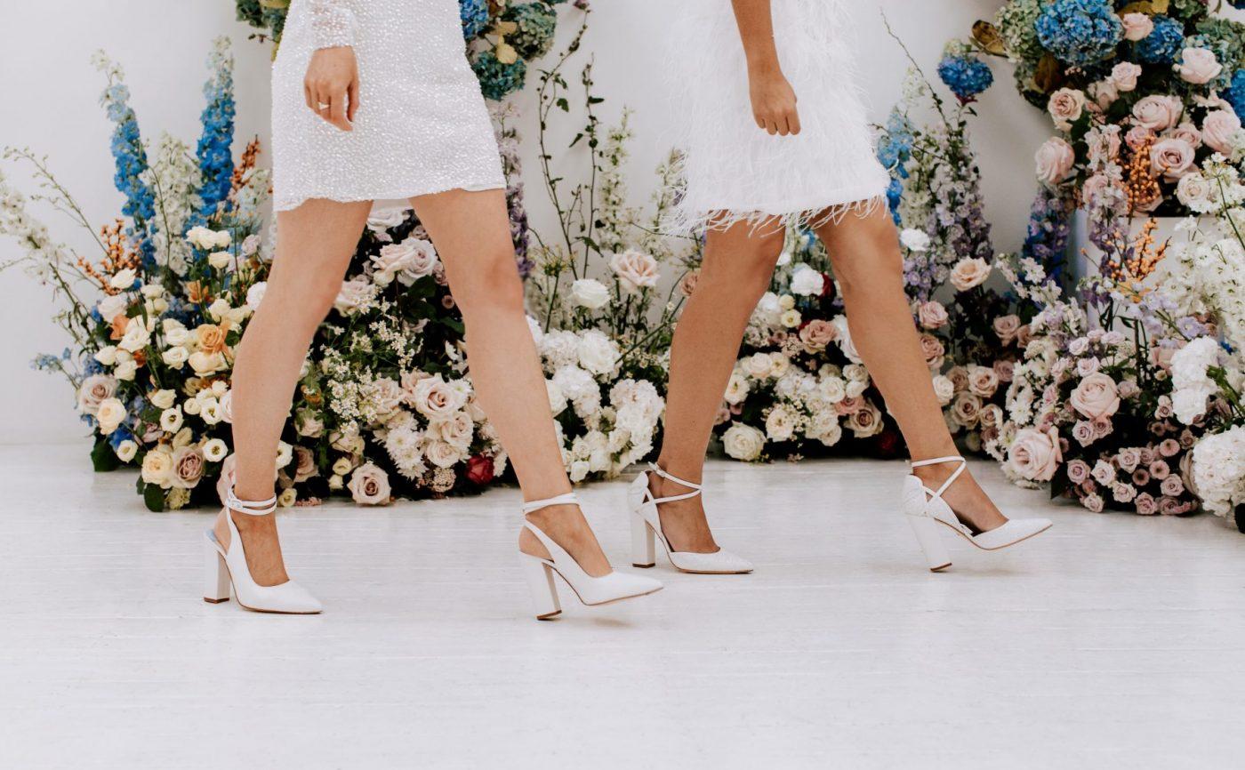 The Bridal Shoe Edit 2021-2022