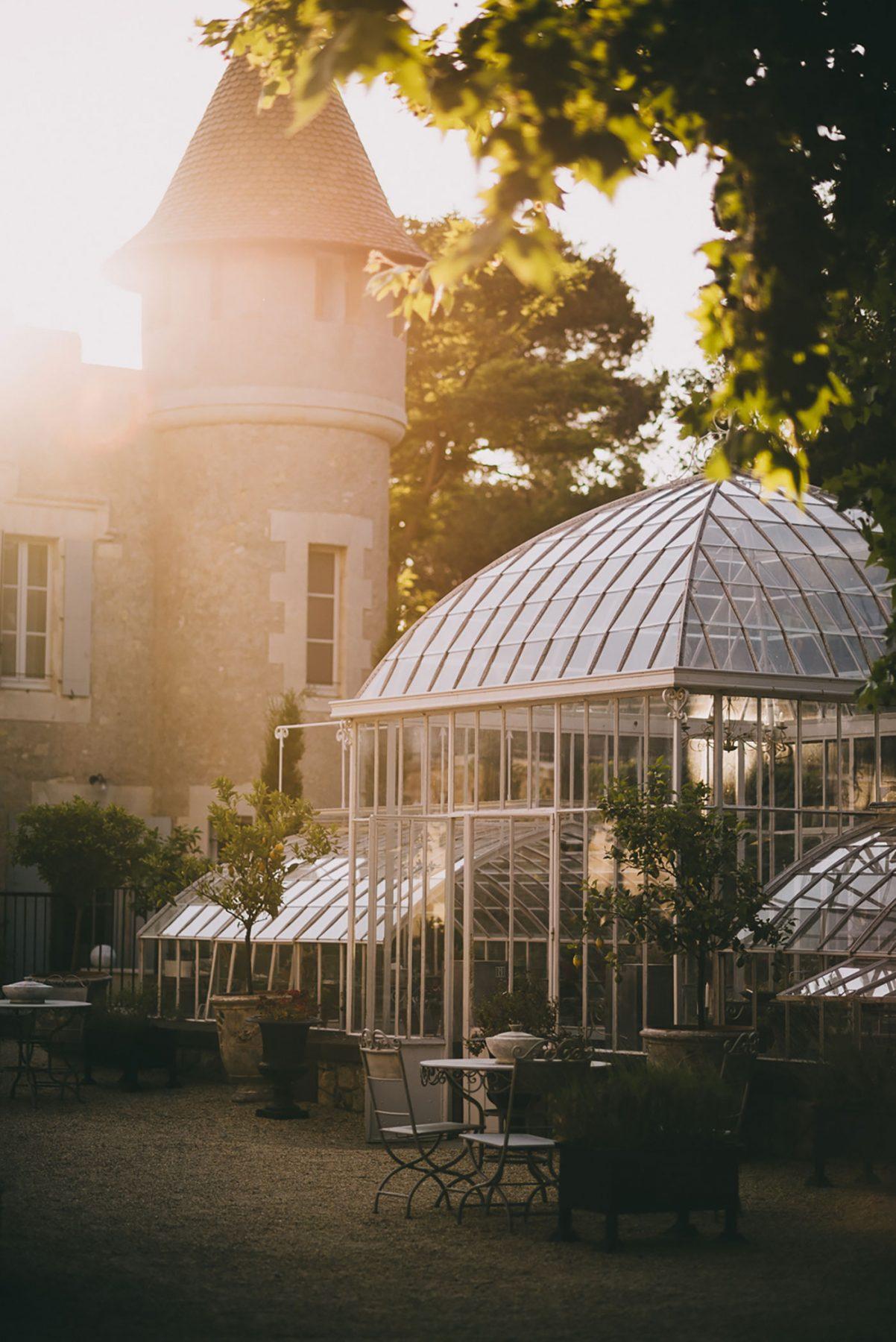 Château Les Carrasses Wedding Venue