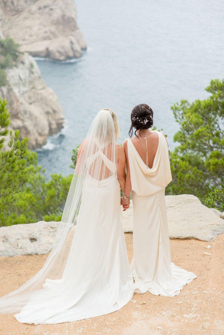 Gemma & Rebecca's Ibiza Wedding