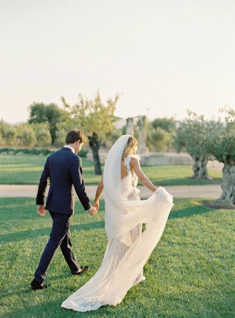 Italian Villa Wedding in Puglia