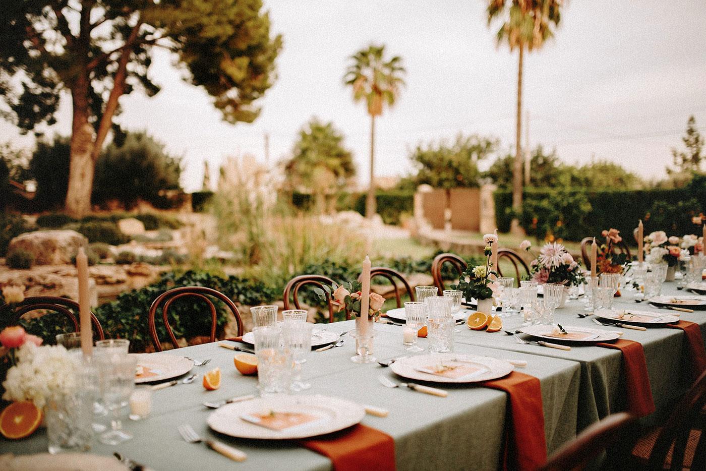 Finca Morneta Wedding Venue