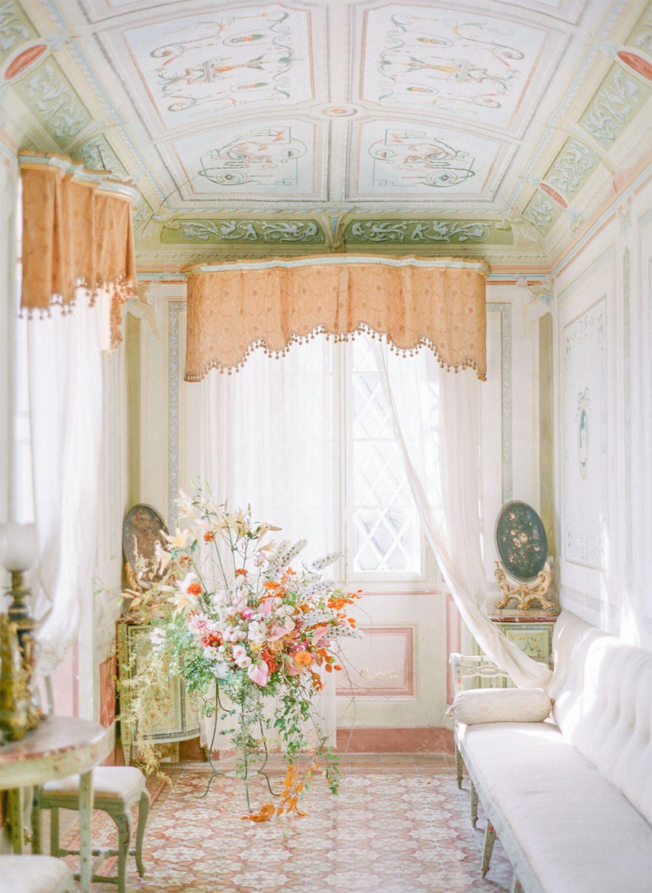 Villa Di Geggiano Wedding Venue