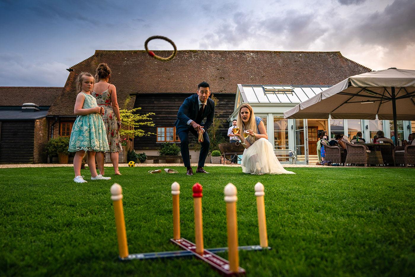 Wedding Carnival Games