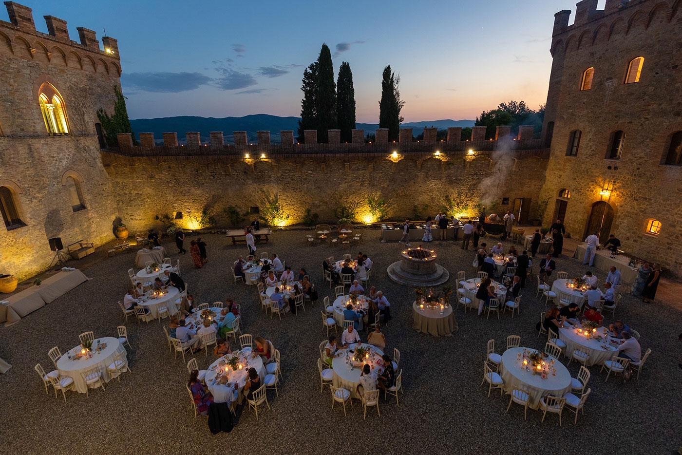 Borgo Finocchieto Wedding Venue