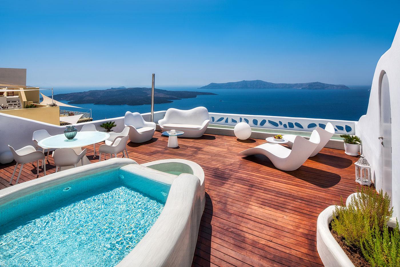 Athina Luxury Suites Wedding Venue