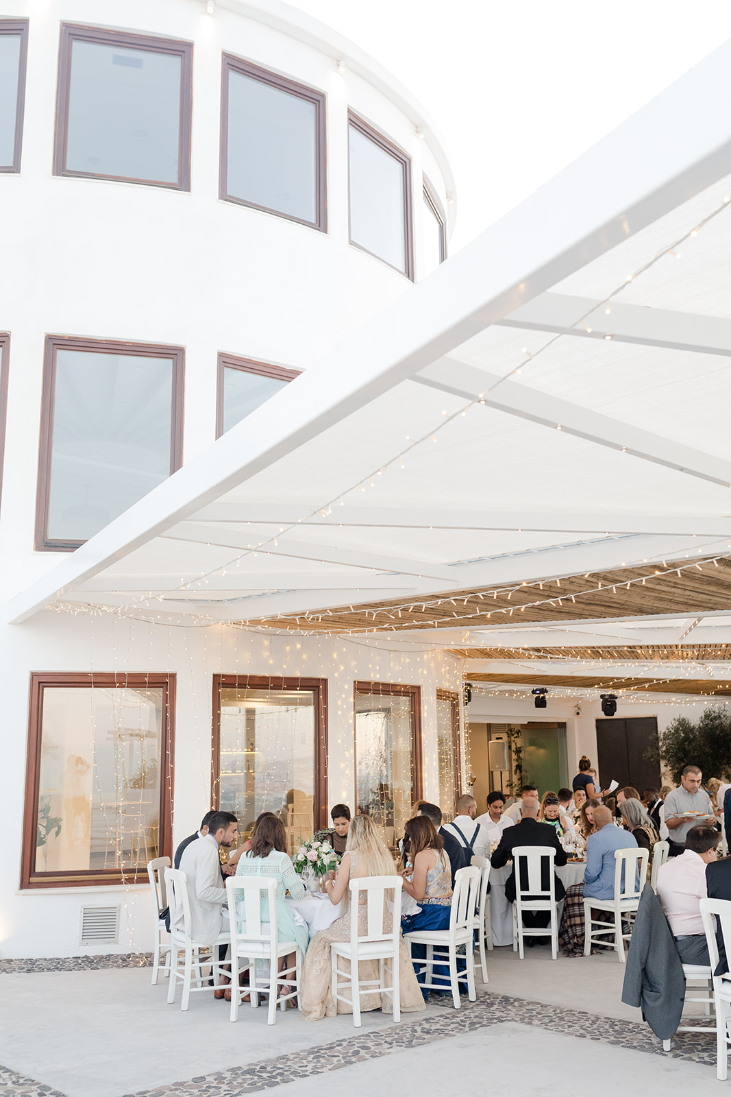 Pyrgos Restaurant Wedding Venue