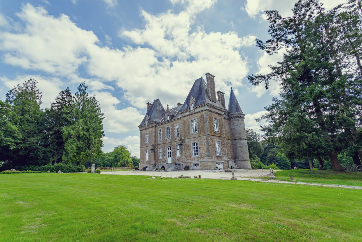 Chateau Vieuville Wedding Venue