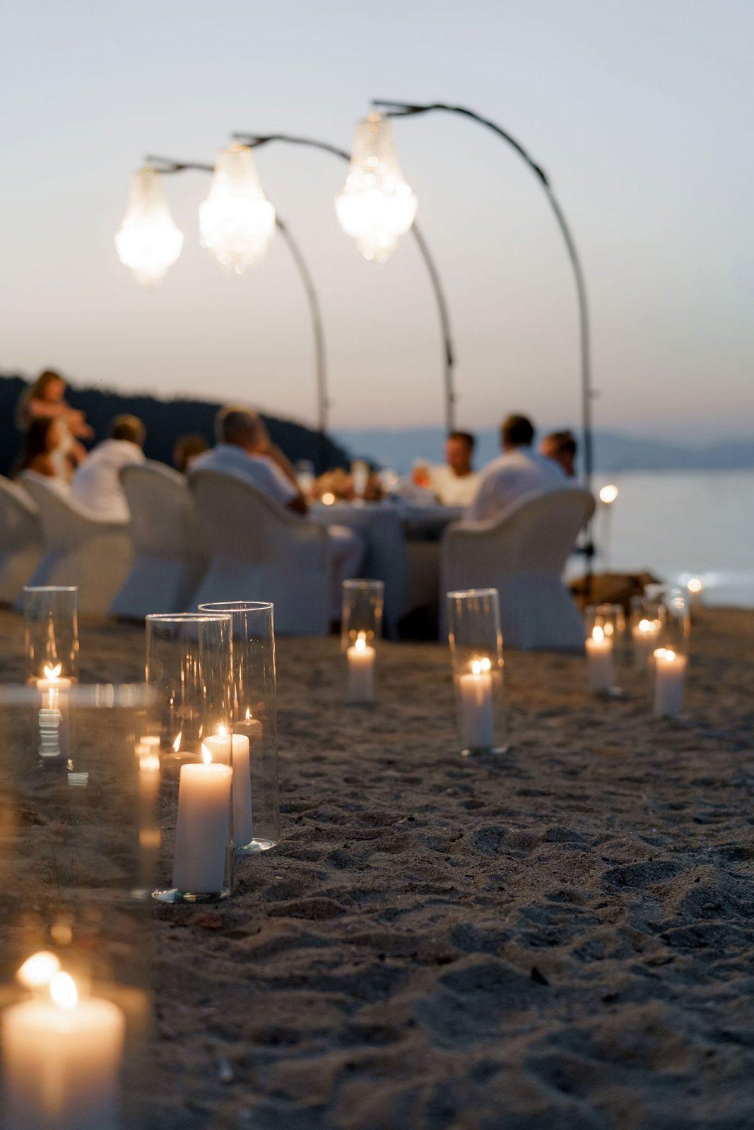 Avaton Luxury Hotel & Villas Wedding Venue
