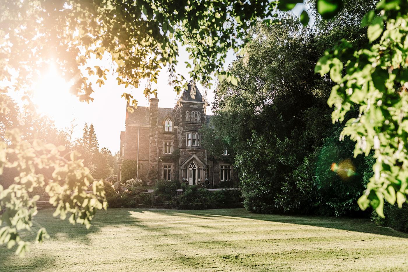 Dunwood Hall Estate Wedding Venue